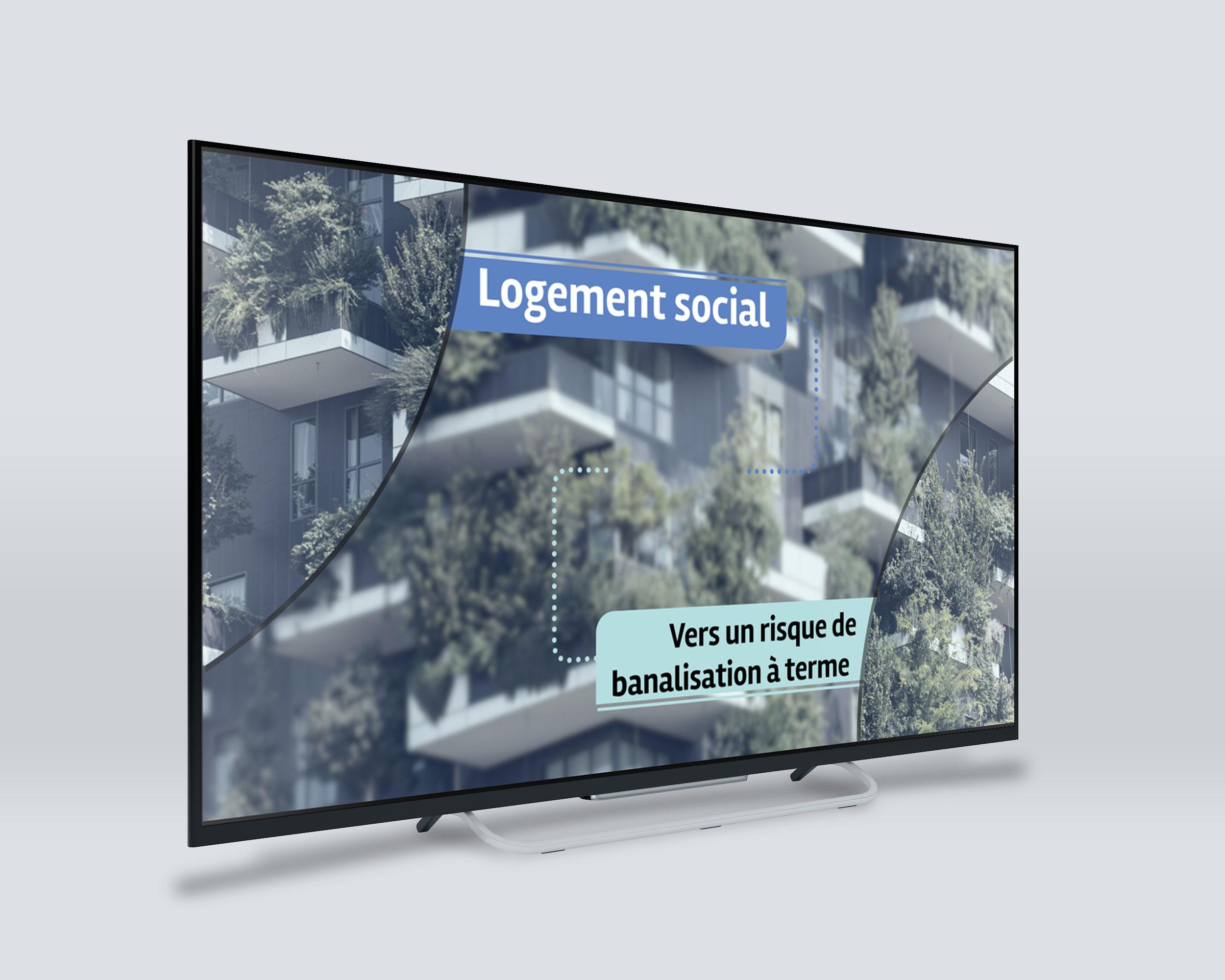 Give You Wings, Studio graphique   Réalisation pour le réseau Catalyseur de transformation® d'une série de 3 interviews sur le thème de la transformation dans le secteur du logement social (1/3)